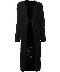YOHJI YAMAMOTO VINTAGE | Knitted Long Coat 1
