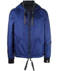 Lanvin | Nylon Hooded Jacket 48 Polyamide/Polyester