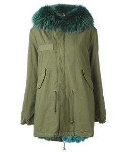 MR & MRS Italy | Lined Hooded Parka Small