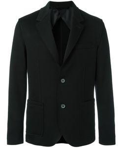 Lanvin | Button Up Blazer 52 Viscose/Cotton/Polyamide