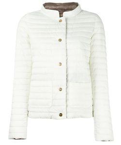 Herno   High Neck Jacket 46 Polyamide/Polyurethane/Feather Down