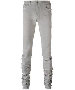 Diesel Black Gold | Extended Leg Skinny Trousers 30