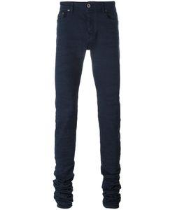 Diesel Black Gold | Extended Leg Skinny Trousers 32