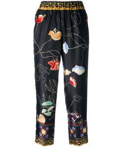 Forte Forte | Print Trousers Ii Silk/Cupro