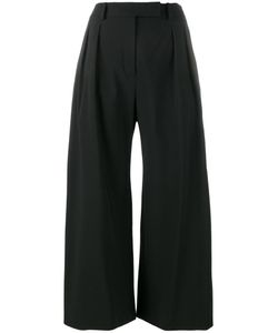 J.W. Anderson | J.W.Anderson High Waisted Trousers 8 Viscose/Wool/Spandex/Elastane/Cotton