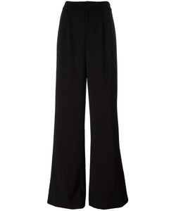 Alice + Olivia | Wide-Legged Tailored Trousers 4 Polyester/Spandex/Elastane