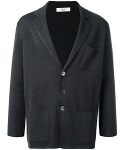 FASHION CLINIC | Three Button Cardigan Small Wool