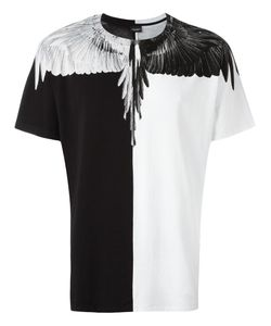 MARCELO BURLON COUNTY OF MILAN | Wings Print T-Shirt Xs