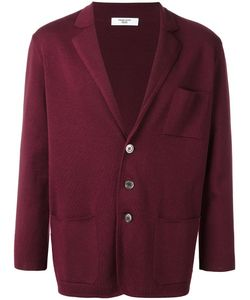 FASHION CLINIC | Three Button Cardigan Medium Wool