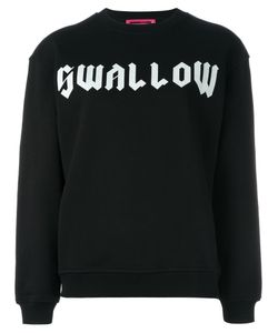 Mcq Alexander Mcqueen | Swallow Sweatshirt Small Cotton