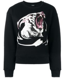 MARCELO BURLON COUNTY OF MILAN | Tiger Print Sweatshirt Xs