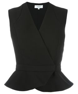 Carven | Wrap Cardigan 40 Polyester