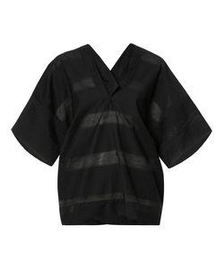 Vivienne Westwood Anglomania | Kimono Style Top Small Cotton/Polyamide