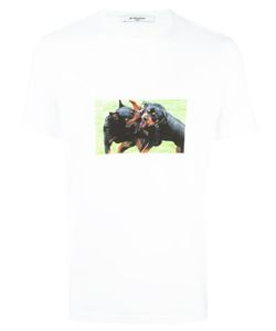 Givenchy | Rottweiler Print T-Shirt Xl Cotton