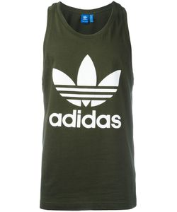 adidas Originals | Trefoil Logo Vest Large Cotton