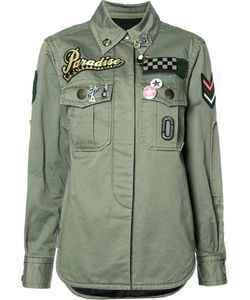 Marc Jacobs | Military Patch Shirt 4 Cotton