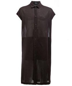 Lost & Found Ria Dunn | Long Striped Shirt Small
