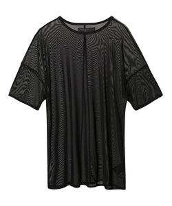 Daniel Patrick | Sheer T-Shirt Small Nylon