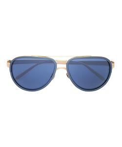 Linda Farrow | Aviator Sunglasses Acetate