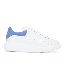 Alexander McQueen | Extended Sole Sneakers 38.5 Calf Leather/Leather/Rubber