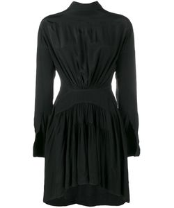 J.W. Anderson | J.W.Anderson Draped Tie-Back Dress 6 Viscose
