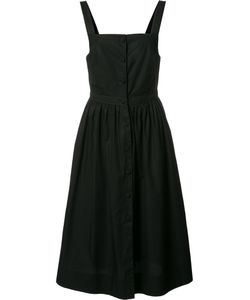 Piamita | Sundress Buttoned Dress Medium Cotton