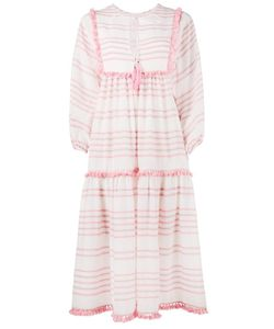 Zimmermann | Striped Valour Dress 3 Cotton/Polyester
