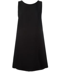 Dolce & Gabbana | Embellished Shift Dress 40 Wool/Polyamide/Spandex/Elastane/Cotton