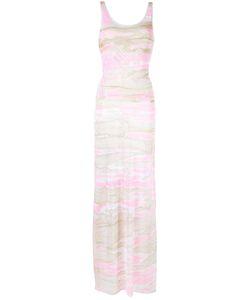CECILIA PRADO | Maxi Knitted Dress P Viscose/Acrylic/Polyester