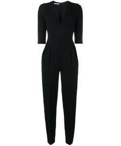 Emilia Wickstead | Bela Jumpsuit 14 Wool/Silk