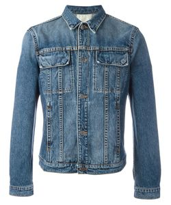 Helmut Lang | Flap Pockets Denim Jacket Small Cotton/Polyester