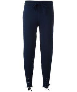 3.1 Phillip Lim | Lace-Up Detail Track Pants Xs