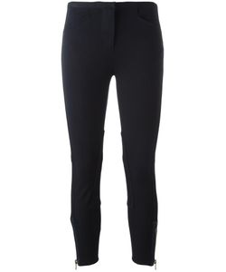 3.1 Phillip Lim | Cropped Skinny Trousers Size 2 Cotton/Spandex/Elastane/Modal
