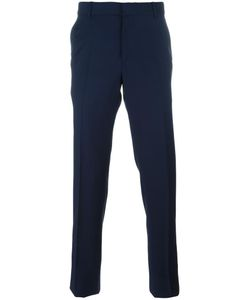Alexander McQueen | Straight-Leg Trousers 46 Wool/Mohair/Acetate/Viscose