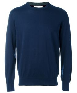 Brunello Cucinelli | Crew Neck Pullover 48 Cotton