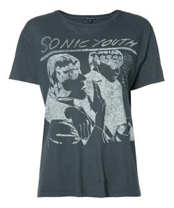 R13 | Sonic Youth T-Shirt Xs Cotton/Cashmere