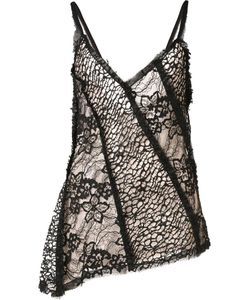 Jason Wu | Lace Panelled Camisole 4 Silk