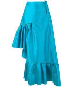 Marques Almeida | Marquesalmeida Tiered Asymmetric Skirt 12 Silk