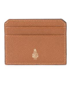 Mark Cross | Brand Stamp Cardcase Leather
