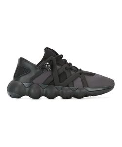 Y-3 | Chunky Sole Sneakers 7 Leather/Neoprene/Rubber