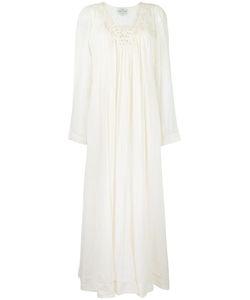 Forte Forte | V-Neck Shift Dress Ii Cotton/Silk