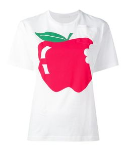 Peter Jensen | Apple T-Shirt Medium Cotton