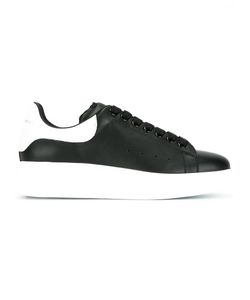 Mcq Alexander Mcqueen | Oversized Sole Sneakers 40.5 Leather/Rubber