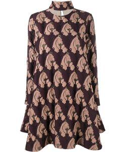 Emilia Wickstead | Luisa Dress 14 Silk/Polyester/Polyamide