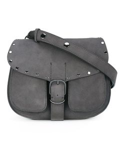 Rag & Bone | Biker Saddle Bag Leather