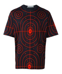 Christopher Kane   All-Over Print T-Shirt Large Cotton