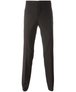 Neil Barrett | Side Stripe Trousers 48 Virgin Wool/Polyester/Spandex/Elastane/Cotton