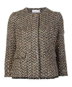 Sonia Rykiel | Three-Quarters Sleeve Jacket 36 Mohair/Wool/Polyamide-8