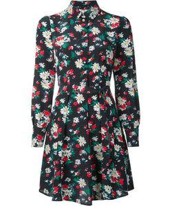 Ines De La Fressange | Print Shirt Dress 36