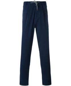 Brunello Cucinelli | Drawstring Trousers 54 Cotton/Spandex/Elastane